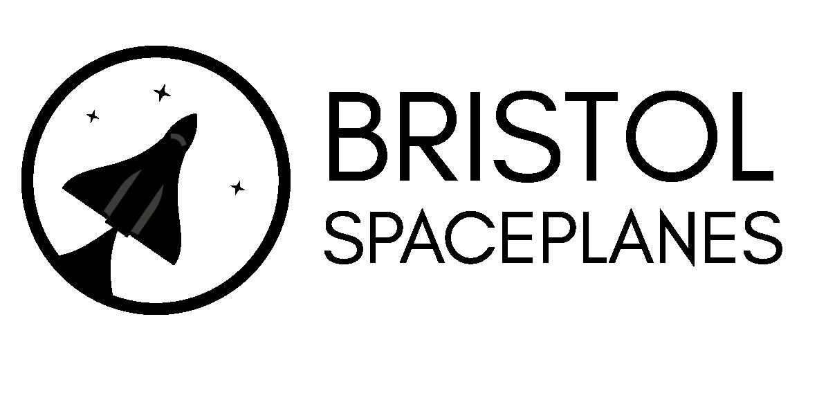 Bristol Marketing Company logo design and professional branding for Bristol Spaceplanes. The logo design is high-quality and professionally made by graphic designers Bristol.